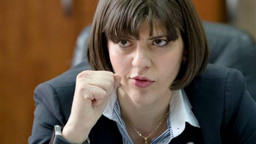 Президентът на Румъния освободи Лаура Кьовеши