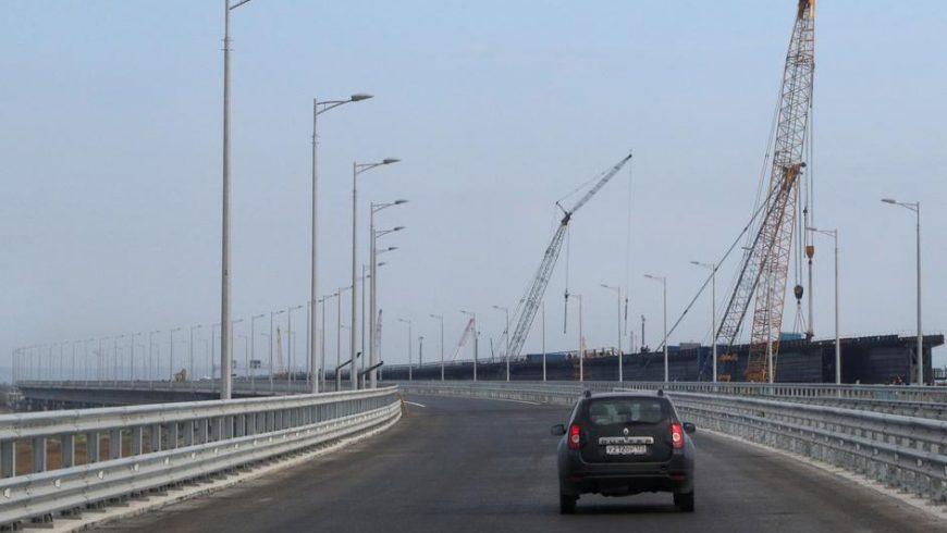 ЕС разшири санкциите за руските компании, строили Кримския мост