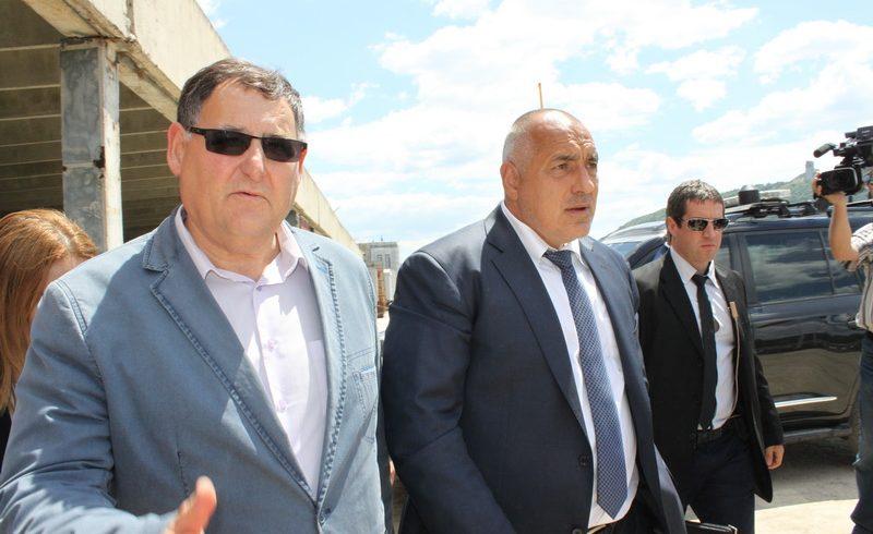 Борисов за БСП: Каква мощ? Аз три пъти им занесох властта