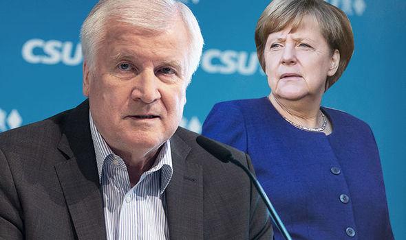 Меркел и Зеехофер сключиха сделка за мигрантите