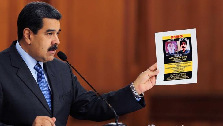 Двама депутати от Венецуела ще бъдат съдени заради атентата срещу Мадуро