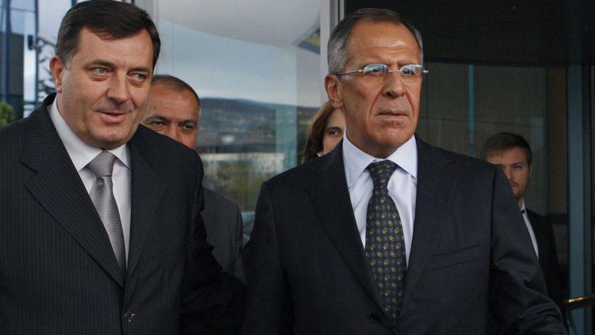 Лавров ще е в Република Сръбска на 17 септември