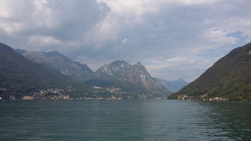 Слънце, вода и планина на едно място – Лугано