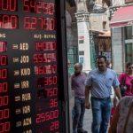 Катастрофален спад на турската лира