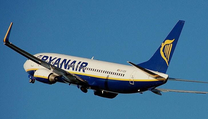 Стачка на Ryanair блокира близо 70 000 души по летищата