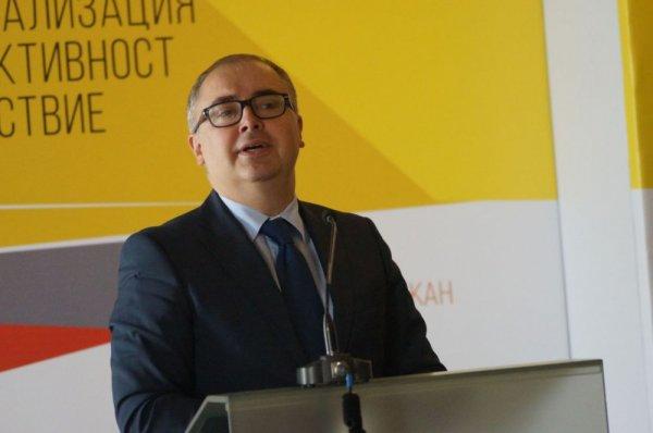 Кадър на фалирала руска банка поема застрахователния надзор на България