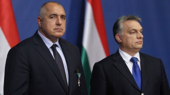 Сидеров и Марешки настояват Борисов да защити Орбан