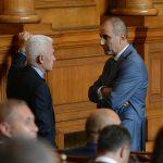 Парламентът сменя министри (фотогалерия)