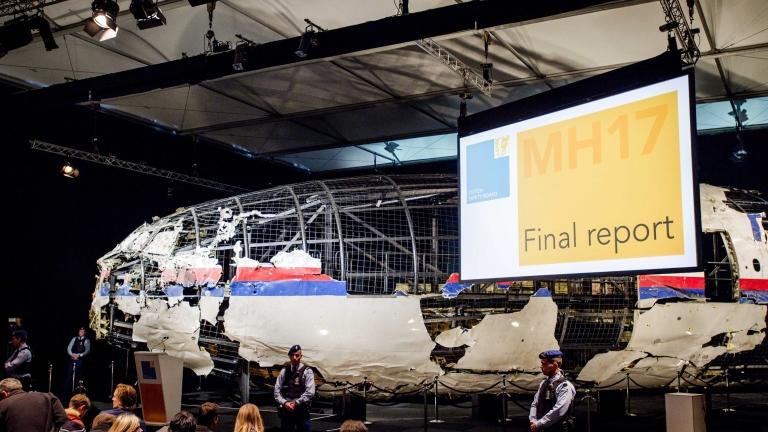 Украйна: Новата версия на Кремъл за свалянето на Боинг МН17 е пореден фейк