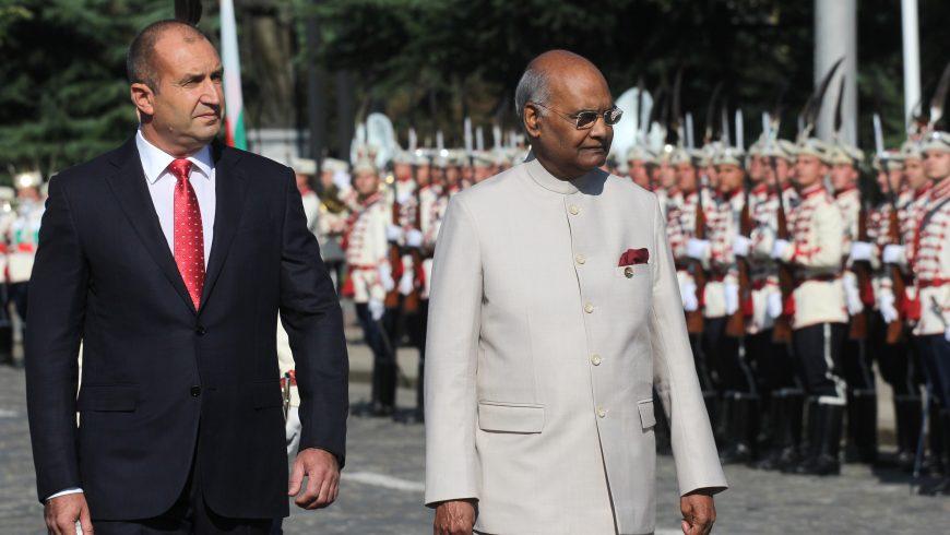 България и Индия ще насърчават бизнес контактите помежду си