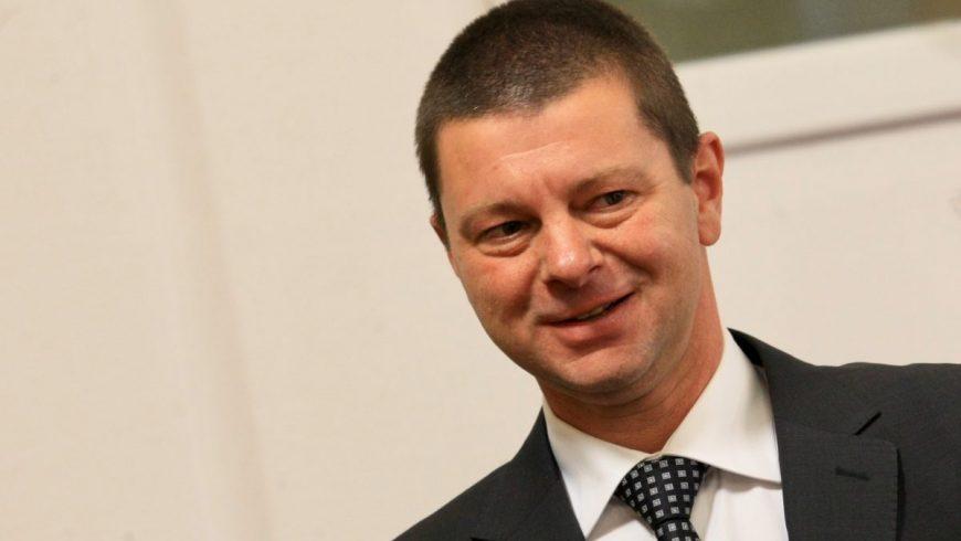 Народното събрание одобри Красимир Влахов за конституционен съдия