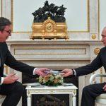 Вучич след срещата с Путин: Получихме всичко, което искахме