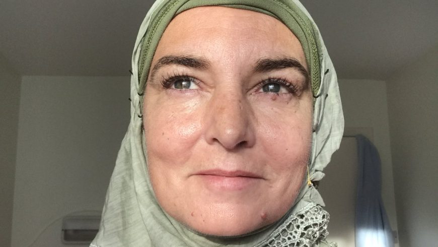 Шиниъд О'Конър прие исляма