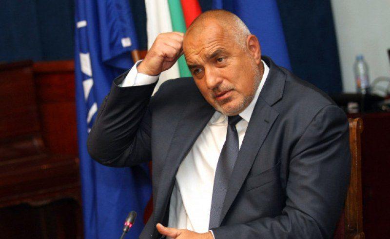 Борисов: Изкарвам си мандата, отивам си в Банкя и давам път на млади хора