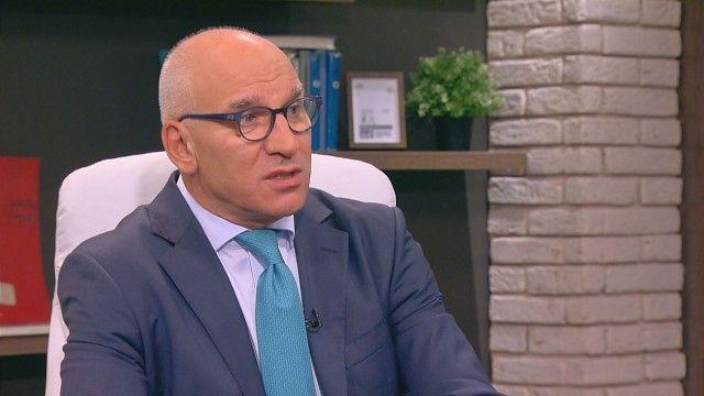 Левон Хампарцумян няма да ръководи повече Булбанк
