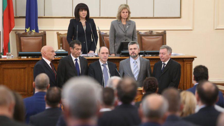 """Предложените от """"Воля"""" и ДПС оглавиха бюрото за контрол на СРС"""