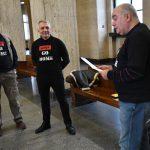 С флашмоб триото Хаджигенов, Минеков, Бабикян поиска оставката на главния прокурор