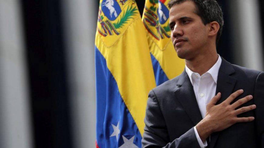 Европарламентът призна Гуайдо за временен президент на Венецуела