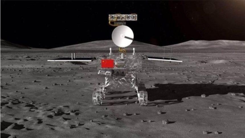 Китай успешно спусна апарат на обратната страна на Луната