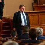 Валери Симеонов не приемал ултиматума на Каракачанов насериозно