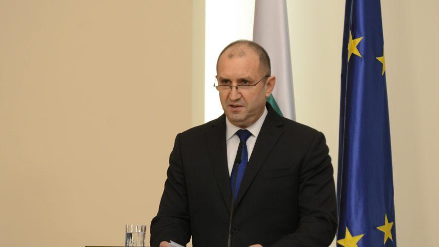 Президентът наложи вето върху текст от Закона за личните данни