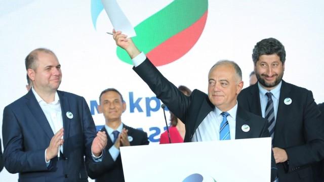 """""""Демократична България"""" върви към евроизборите без бившите """"реформатори"""""""