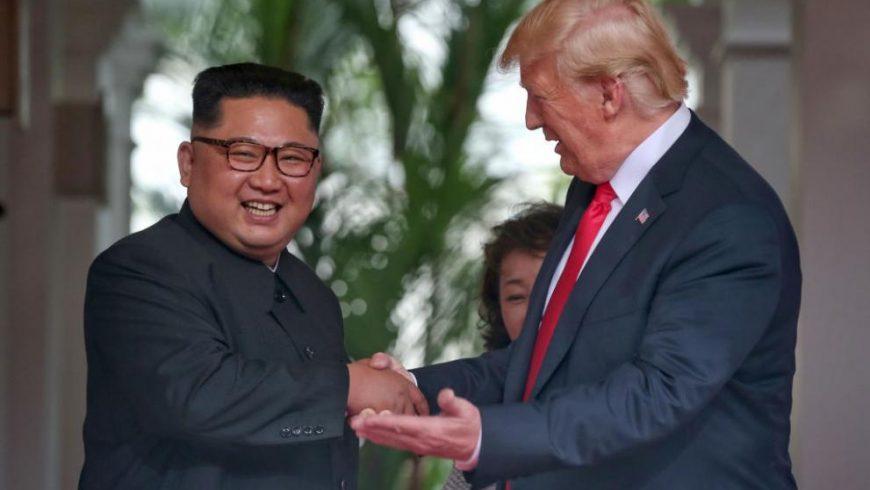 """Тръмп и Ким Чен Ун не подписаха """"Ханойската декларация"""""""
