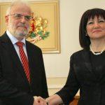 Парламентът ратифицира Протокола към НАТО за присъединяването на Северна Македония