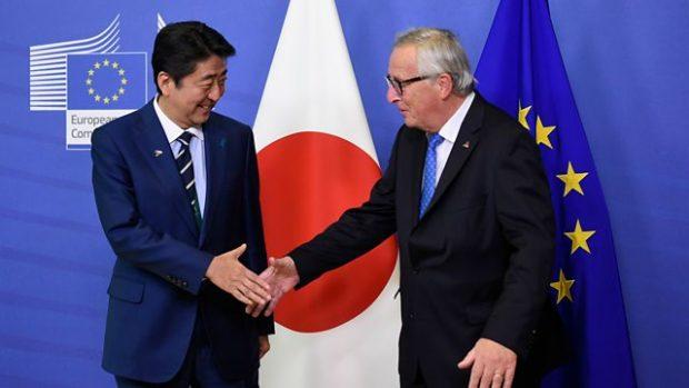 ЕС и Япония днес създават най-голямата зона за свободна търговия