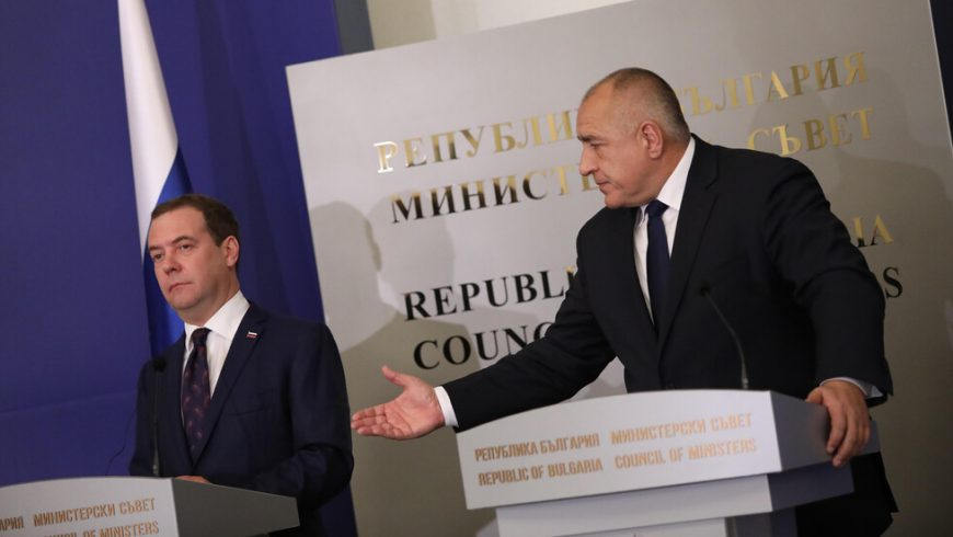How Borisov set Bulgaria in blackmailing war between Russia and Ukraine