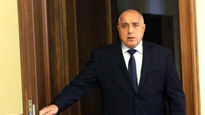 Борисов дава две сигурни места на СДС в бъдещия европарламент
