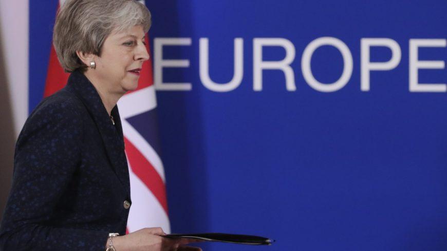 Европейският съюз отложи Брекзит с два сериозни сценария