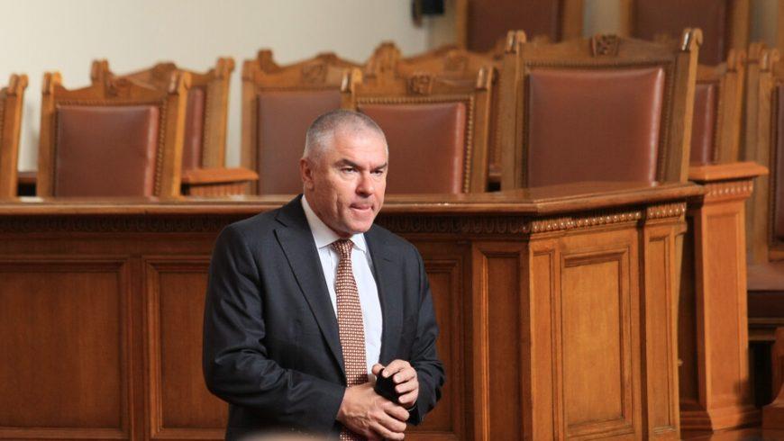 """И """"Воля"""" на Марешки напуска парламента"""