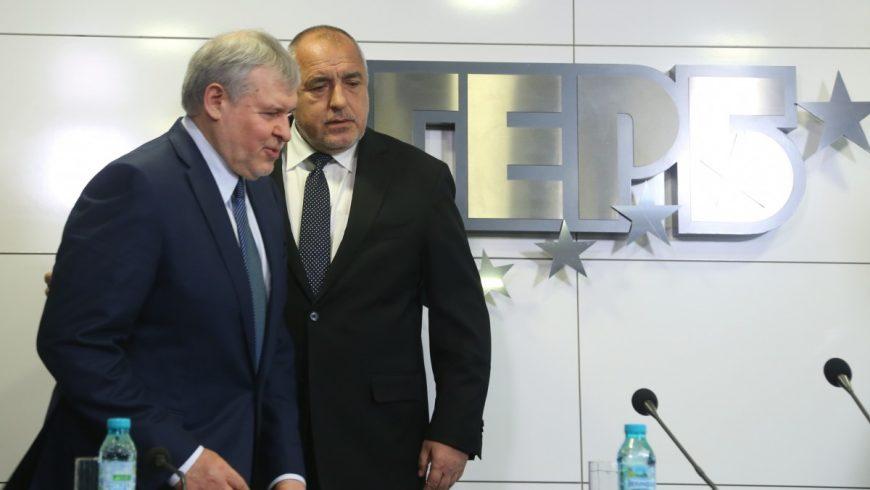 Александър Йорданов ще е на избираемата шеста позиция в общата листа на ГЕРБ и СДС