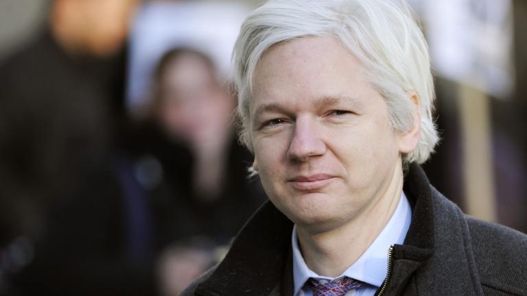 Според Еквадор Джулиан Асандж вероятно е свързан с руски хакери