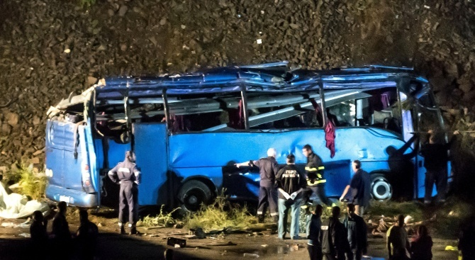 За катастрофата край Своге обвиниха бившите началници в АПИ Дончо Атанасов, Светослав Глосов и още петима