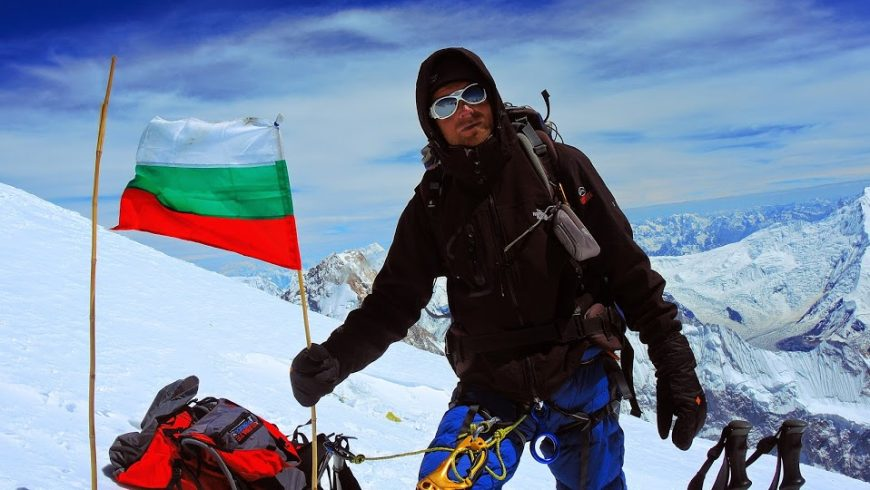 Алпинистът Иван Томов е загинал в Хималаите