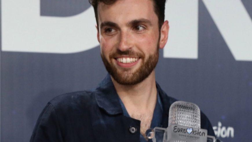 Дънкан Лорънс от Холандия спечели Евровизия