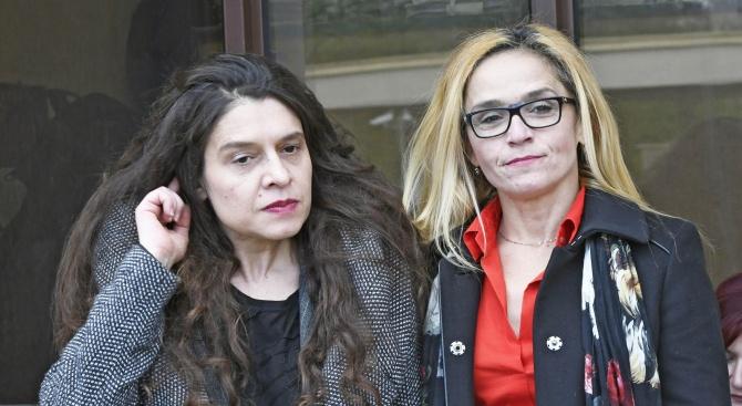 Десислава Иванчева и Биляна Петрова пуснати под домашен арест
