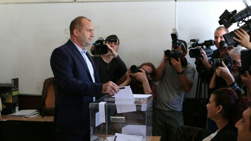 Избори за Европейски парламент (галерия)