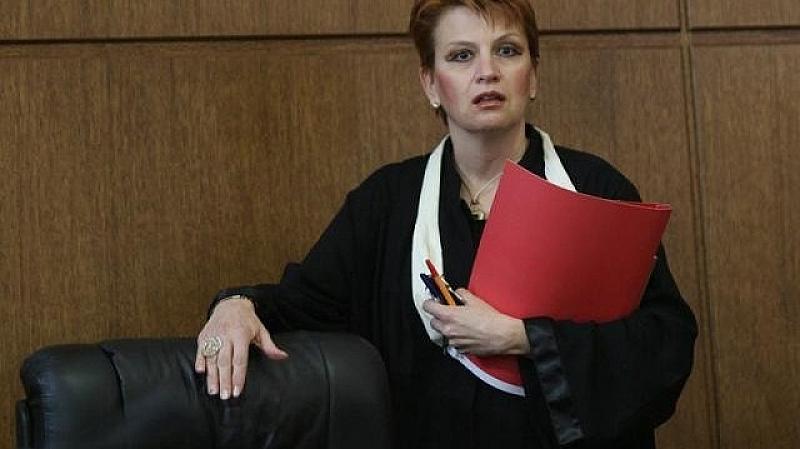 Съдия Петя Крънчева оспорва оценка за работата й