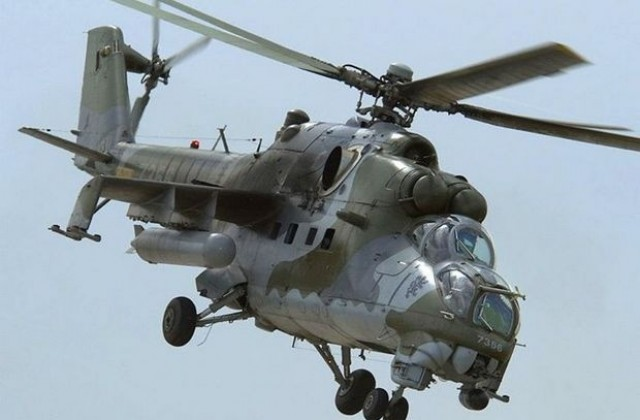 Санкционирана руска компания ще ремонтира вертолетите на българската армия