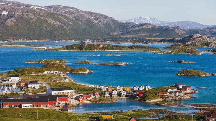 Норвежкият остров, който поиска да се спаси от терора на часовника