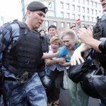 Хиляди протестират в Москва за справедливи местни избори