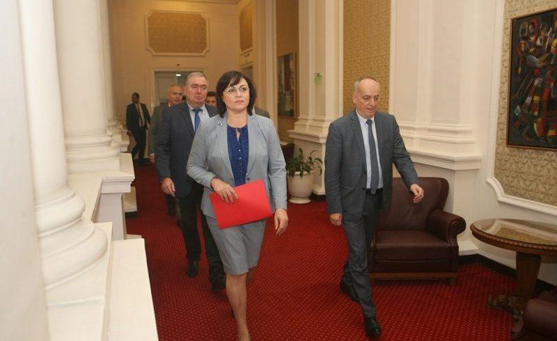 Кутев и Вигенин са освободени от ръководството на ПГ на БСП