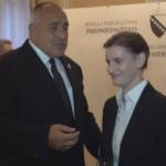 Борисов към сръбския премиер: Викаме си посланиците, а нищо не съм рекъл