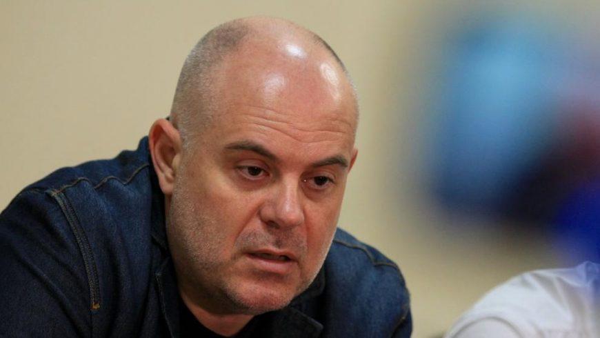 Заместникът на Цацаров Иван Гешев е номиниран за главен прокурор
