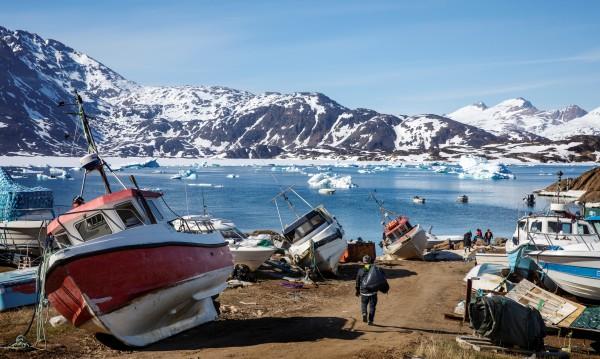 Тръмп потвърди интереса си за купуването на Гренландия
