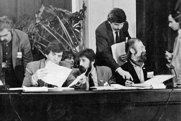 Кръглата маса: Как започна всичко