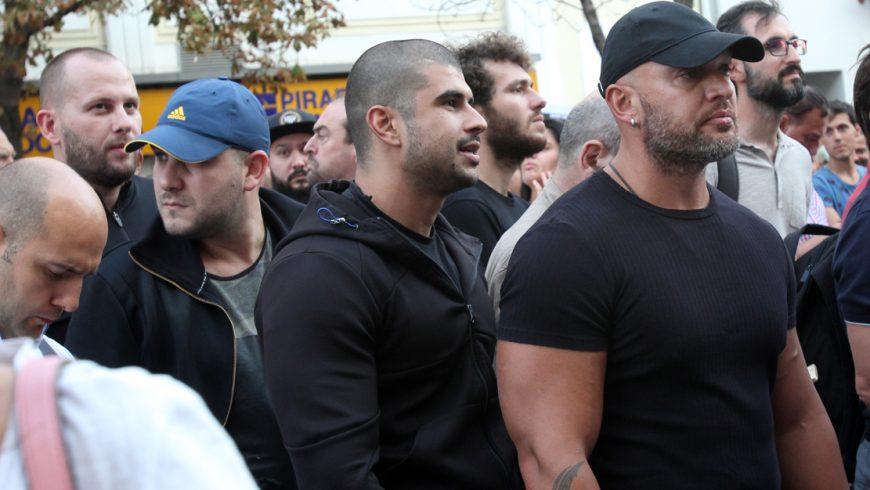 """Гостите"" на протеста"